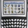 Blackberry 7290 size