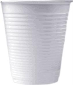 12 ounce cup Actual Size Image