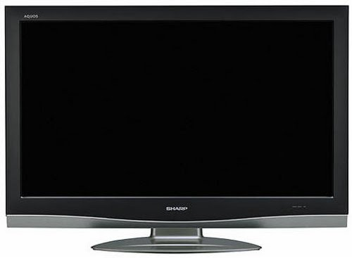 "32"" lcd tv Actual Size Image"
