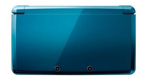 3DS Actual Size Image