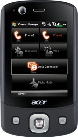 Acer DX900 Actual Size Image
