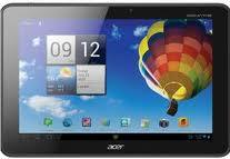 Acer Iconia Tab A510 Actual Size Image