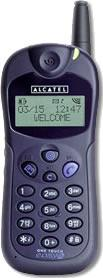 Alcatel Easy DB Actual Size Image