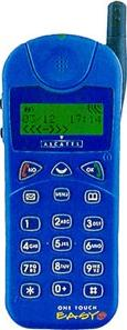 Alcatel Easy HF Actual Size Image