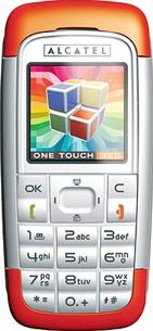 Alcatel One Touch 355 Actual Size Image