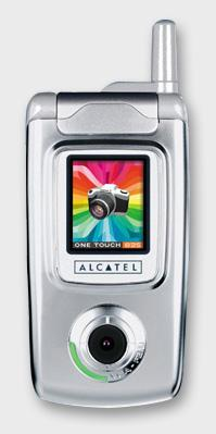 Alcatel One Touch 835 Actual Size Image