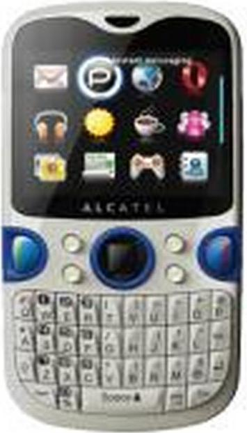 Alcatel OT-802 Wave Actual Size Image