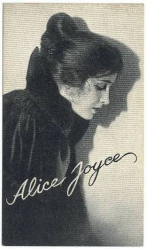 Alice Joyce Actual Size Image