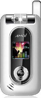 Amoi H815 Actual Size Image