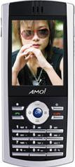 Amoi M630 Actual Size Image