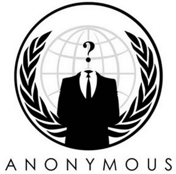 ANONYMOUS Actual Size Image