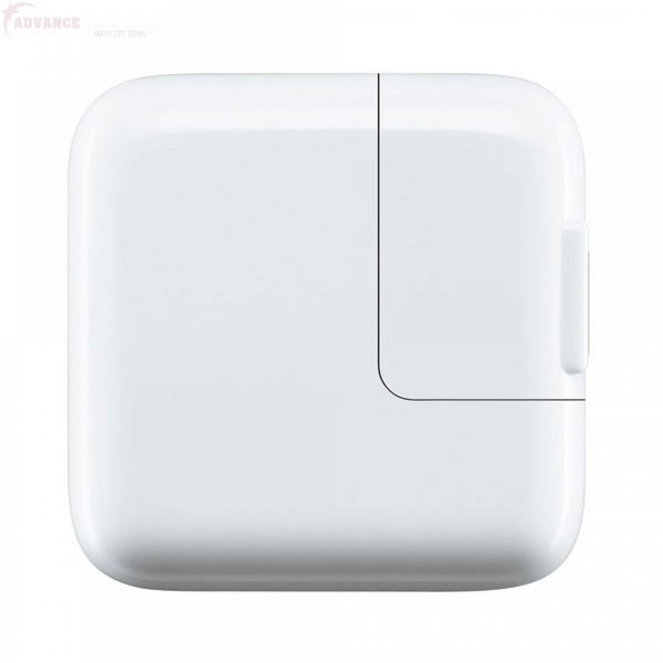 Apple 12W USB Power Adapter Actual Size Image