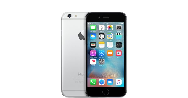 Apple iPhone 6 Actual Size Image