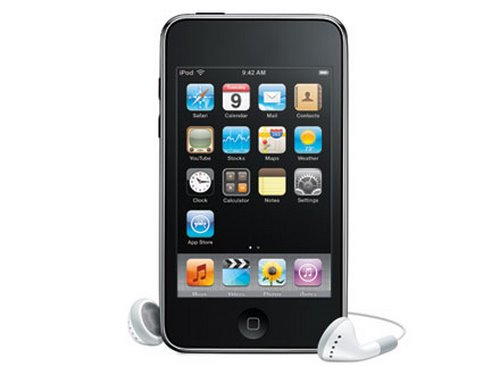 Apple iPod Touch, 2nd Generation