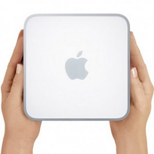 Apple Mac Mini Actual Size Image