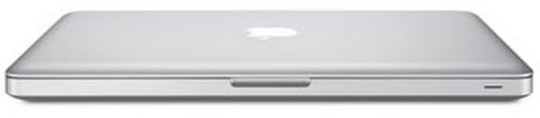 Apple MacBook Pro MC700LL/A (2) Actual Size Image