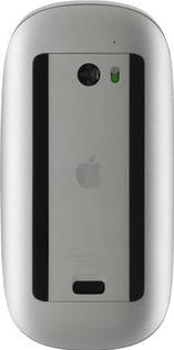 Apple Magic Mouse Actual Size Image