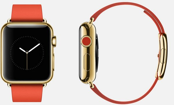 Apple Watch - 42mm case Actual Size Image