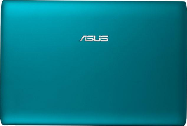 ASUS Eee PC 1025CE Actual Size Image