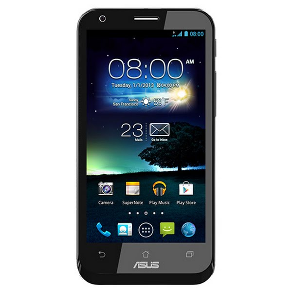Asus Padfone 2 Actual Size Image