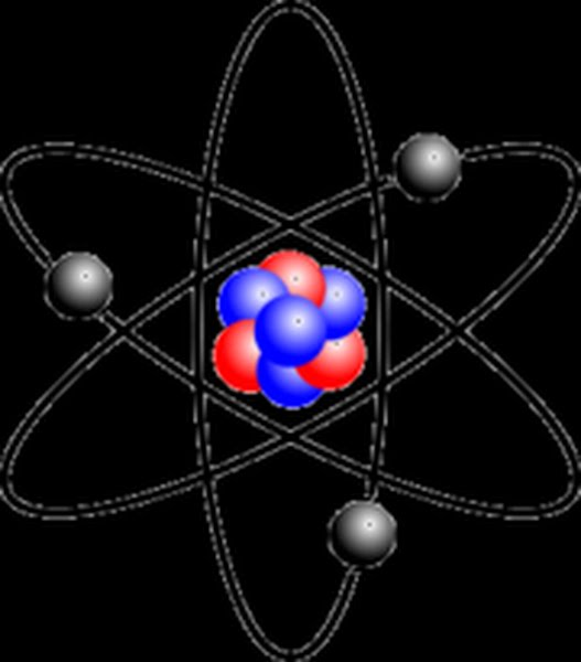 Atom Actual Size Image