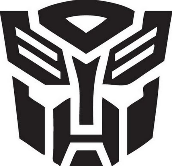 Autobot Actual Size Image