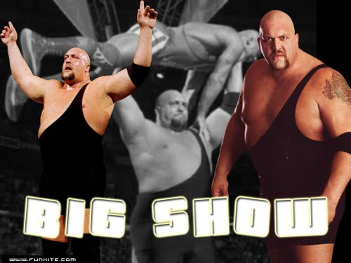 Big Show Actual Size Image