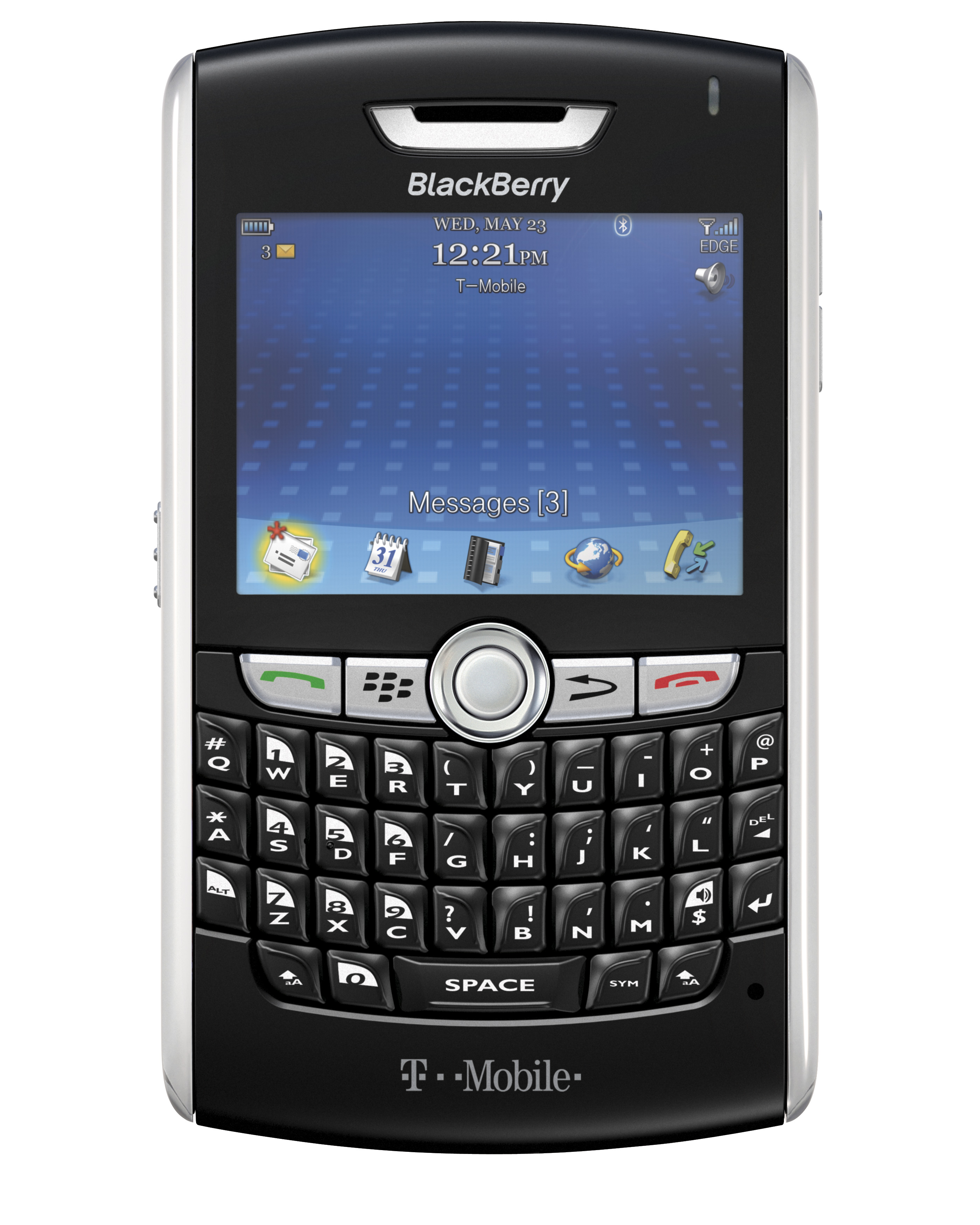 Blackberry 8800 (2) Actual Size Image