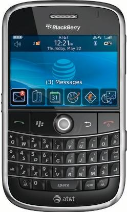Blackberry Bold 9730 Actual Size Image