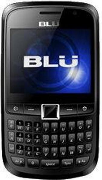 BLU Speed Actual Size Image
