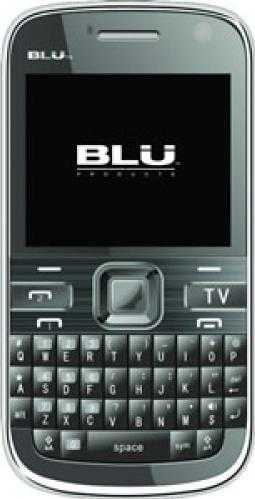 BLU Texting 2 GO Actual Size Image