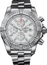 Breitling Aeromarine Super Avenger Mens Watch Actual Size Image