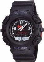 Casio G-Shock AW-560-1B1 Actual Size Image