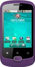 Cherry Mobile Candy Actual Size Image