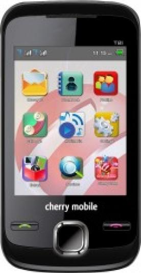 Cherry Mobile T2i Actual Size Image