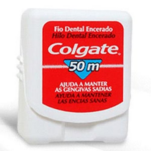 Colgate Dental Floss Actual Size Image