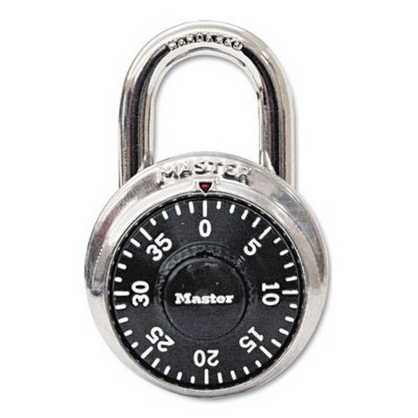Combination Lock Actual Size Image