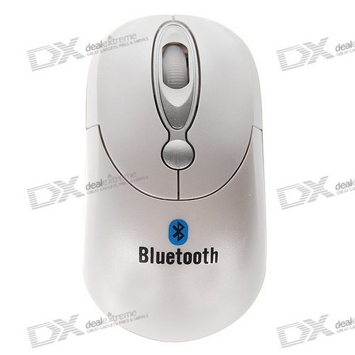 Deal extreme bluetooth mouse Actual Size Image