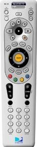 DirecTV RC23 Universal Remote Control Actual Size Image