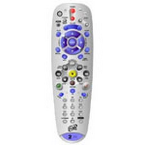 Dish Network Remote Actual Size Image