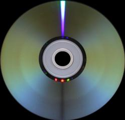 DVD Actual Size Image