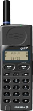 Ericsson GH 337 Actual Size Image