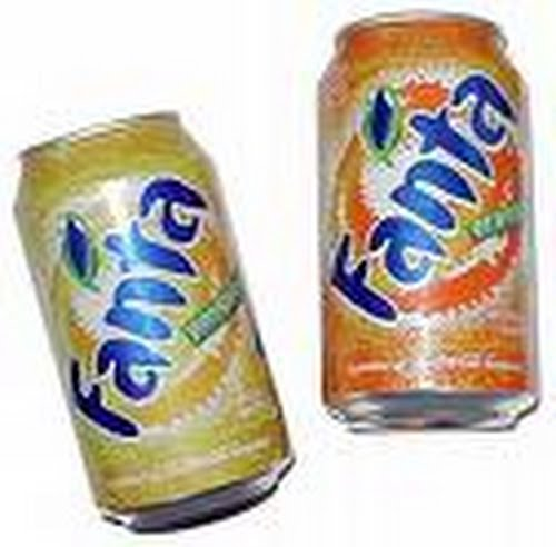 Fanta Can Actual Size Image
