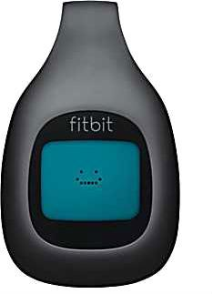 Fitbit Zip Wireless Activity Tracker Actual Size Image