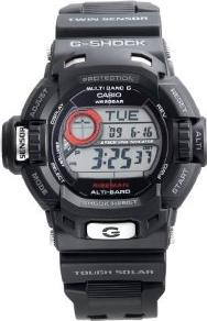 G-Shock Riseman Watch Actual Size Image
