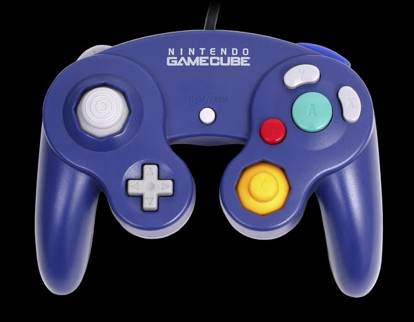 Gamecube Controller Actual Size Image
