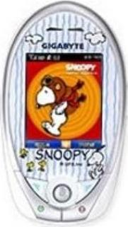 Gigabyte Snoopy Actual Size Image