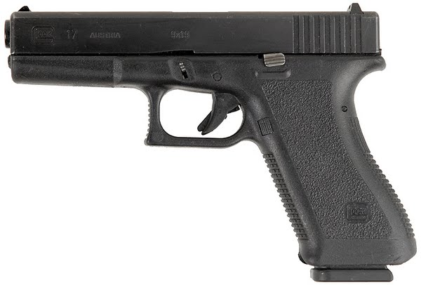 Glock 17 Actual Size Image