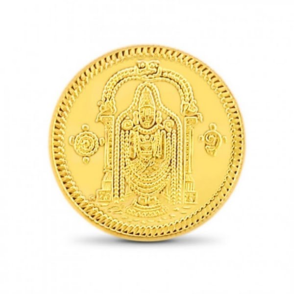 gold coin Actual Size Image