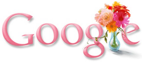 Google's Mother's Day Actual Size Image